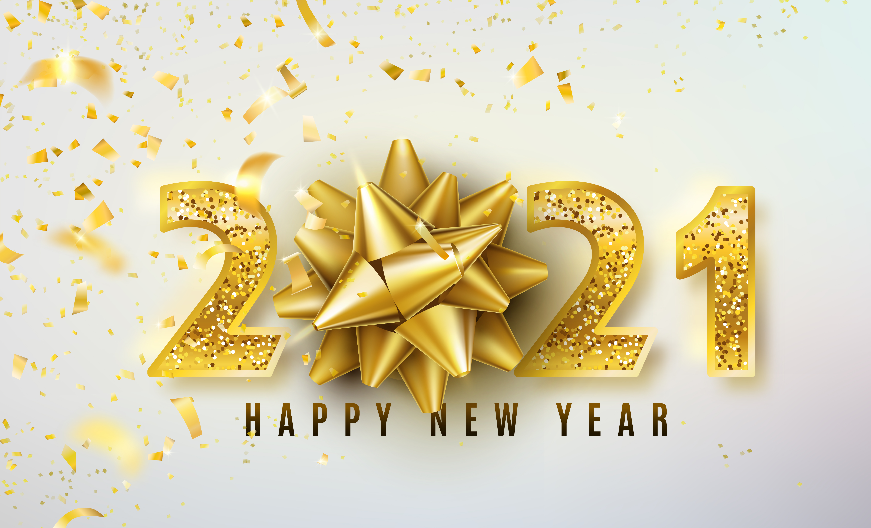 С Новым 2021 Годом!