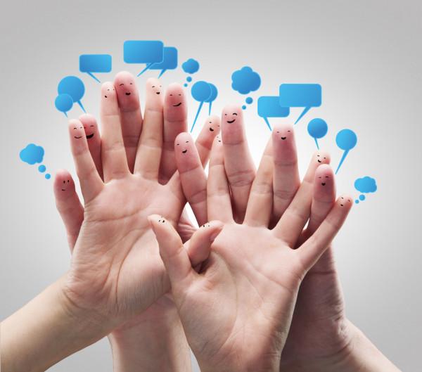 Социальные сети Интернета